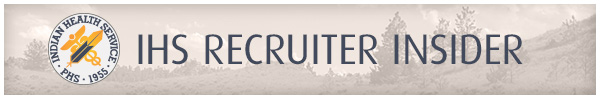 IHS RECRUITER INSIDER